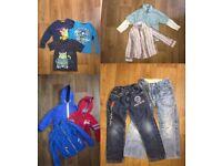 Boys clothes bundle 5-6y