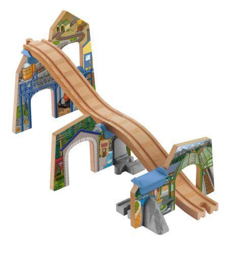 thomas wooden railway set ebay. Black Bedroom Furniture Sets. Home Design Ideas