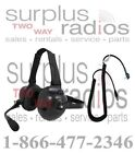 Boom PRYME Radio Communication Headsets & Earpieces