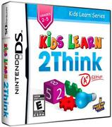 Nintendo DS Learning Games