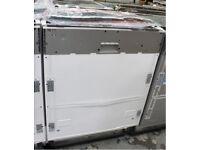 BEKO DIN15X10 Full-size Integrated Dishwasher RRP£229.99