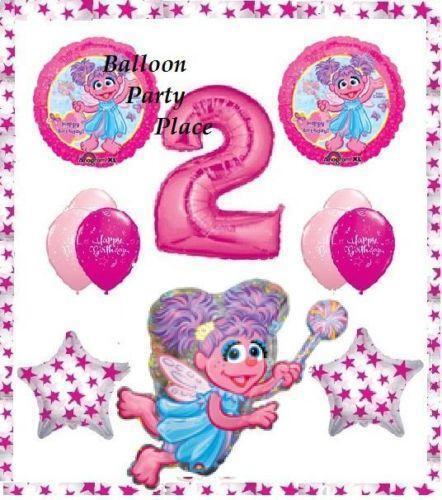 Abby Cadabby Balloons Ebay
