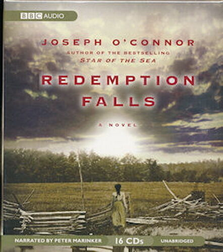 Audiobook - Redemption Falls by Joseph O'Connor   -   CD   -   Abr