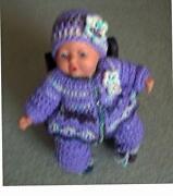 Preemie Dress
