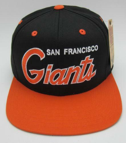 San Francisco Giants Snapback Ebay