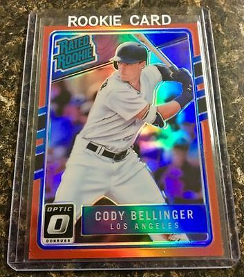 2017 Donruss Optic Baseball Singles Pick From List Complete Your Set   1 100