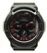 Casio G Shock Red