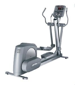 Life Fitness 95xi Elliptical -- Never Used, Pristine Condition
