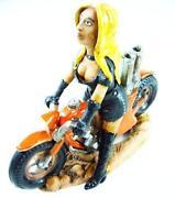 Motorrad Dekoration