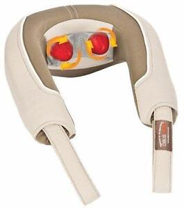 ObusForme SM-SNM-02A Shiatsu and Vibration Neck Massager with Heat