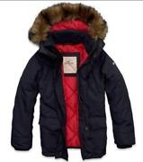 Hollister Mens Fur Jackets