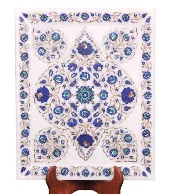 Декоративные тарелки Marble Tray Semi Precious