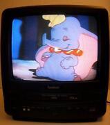 TV VHS Combo