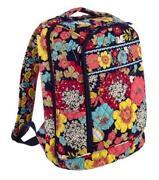 Vera Bradley Happy Snails Backpack