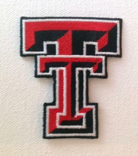 Texas Tech Patch College Ncaa Ebay