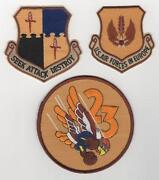 USAF Patch Set