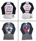 3/4 Sleeve Victoria's Secret Regular XS T-Shirts for Women