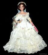 Franklin Mint Bride Dolls
