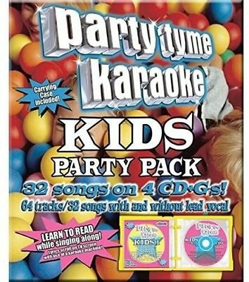 Various Artists - Party Tyme Karaoke: Kids Song Party Pack (Various Artists) [Ne ()