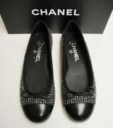 Chanel Tweed Shoes
