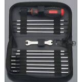 Duratrax DTXR0410 19-in-1 Tool Set w/Pouch for Traxxas
