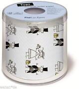 Toilettenpapier Bedruckt