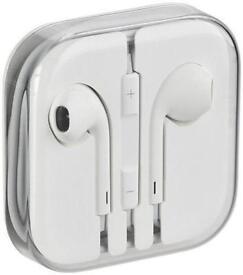 Headphones Earphones Handsfree with Remote Mic For iPhone 4 5 6 Samsung & HTC