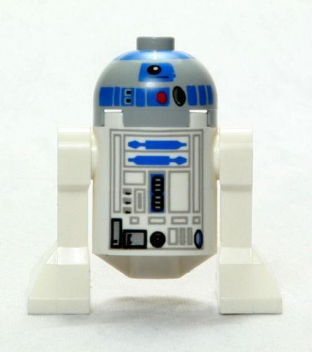 Lego star wars minifigures r2d2 ebay - Lego starwars r2d2 ...