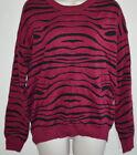Animal Print Zebra Sweaters for Women