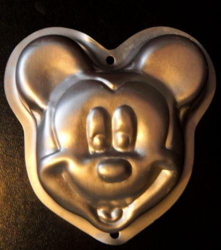 mickey mouse cake pan mickey mouse cake pan ebay 5879