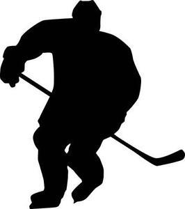 Hockey Decals Ebay