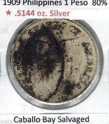 Philippine Silver Peso