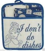 Disney Dish Set