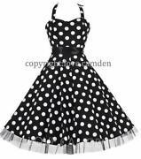 50'S Style Dress Plus Size