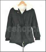 Womens Sherpa Lined Jacket