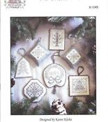 Cross Stitch Christmas Ornament Patterns
