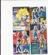 Dragon Ball Gashapon Set
