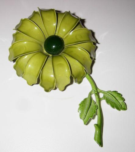 Large Metal Flowers Ebay