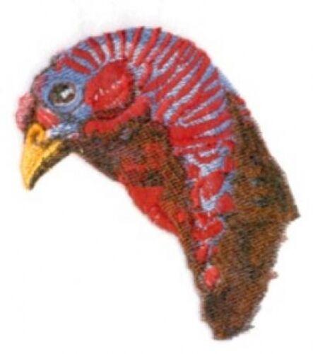 Embroidered Fleece Jacket - Wild Turkey BT4647