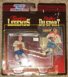 Jean Belliveau - Montreal Canadiens - Starting Lineup figure