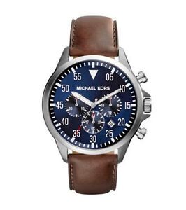 610ff6a430c7 Michael Kors Gage MK8362 Wrist Watch for Men for sale online