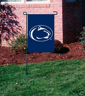 Penn State Nittany Lions Embroidered Garden Window FLAG