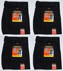 Rustler Black Jeans for Men
