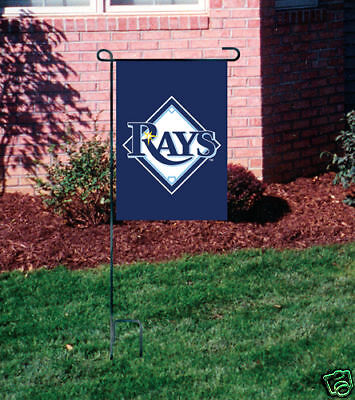 NEW Tampa Bay Devil Rays Embroidered Garden Window FLAG