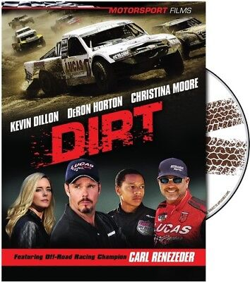 как выглядит DVD, HD DVD, Blu-ray диск Dirt [New DVD] фото
