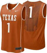 Texas Longhorns Basketball Jersey