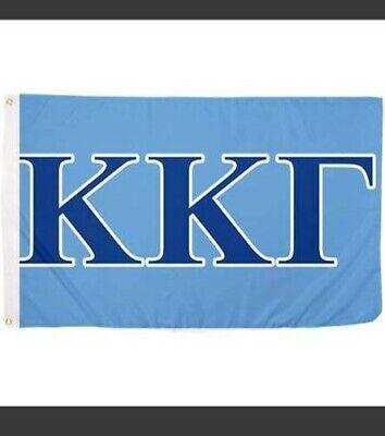 Kappa Kappa Gamma Sorority Flag