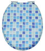WC Sitz Mosaik