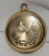 Vintage Gold Filled Locket