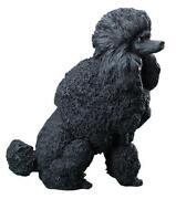 Poodle Sculpture